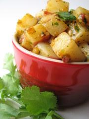Potato Salad with Chili-Cumin Vinaigrette