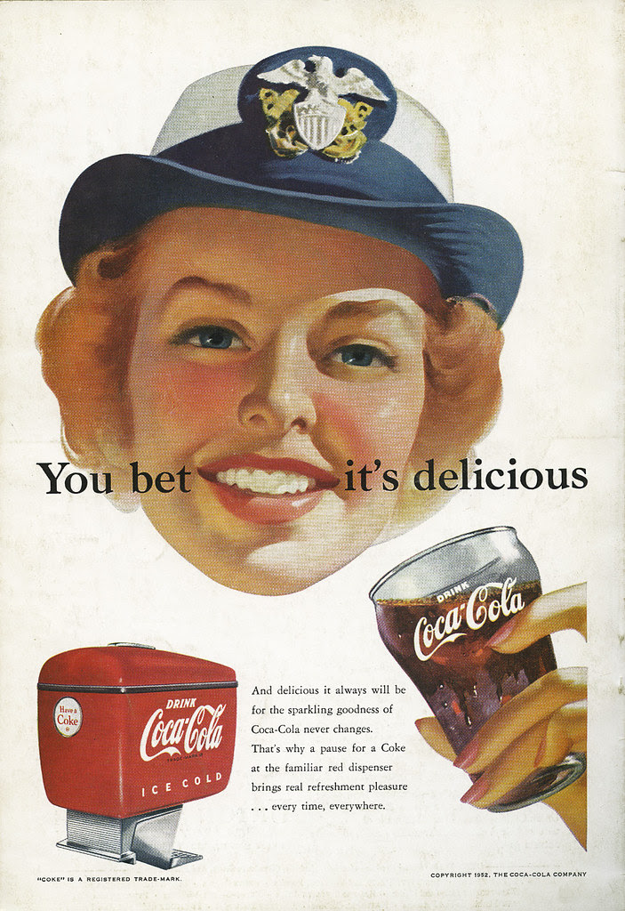 Coca-Cola_Oct 1952_tatteredandlost