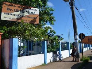Assalto ocorreu na madrugada de sábado no Pronto Atendimento Lélio Silva (Foto: Maiara Pires/G1)