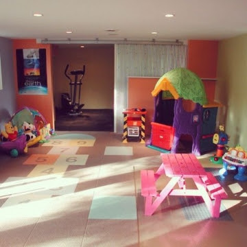Child Friendly Home Turning Your Garage Into A Playroom