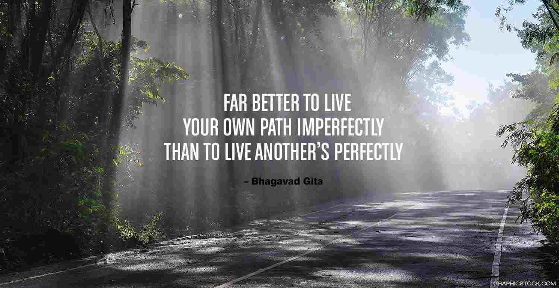 50 Most Inspiring Quotes From The Bhagavad Gita