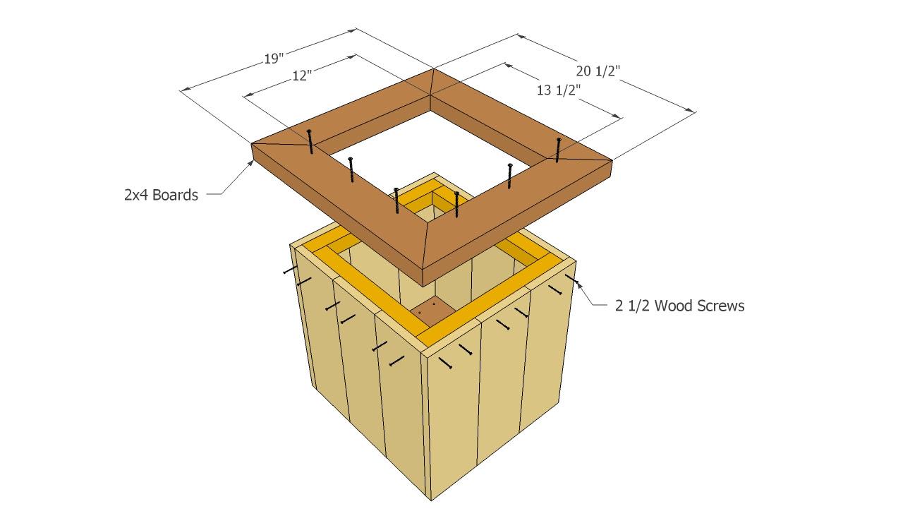 Woodwork Wooden Plan