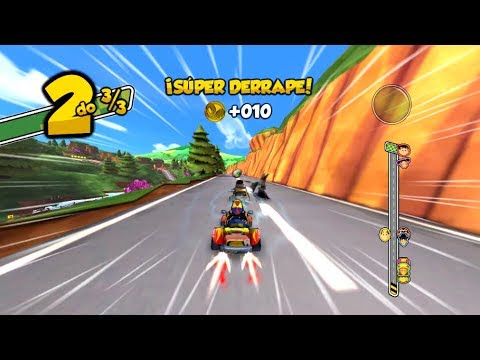 El CHAVO KART Parte 1 Copa El Chavo Gameplay Jugando PS3 / Xbox 360 - YouTube