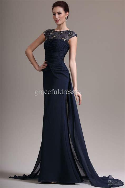 ideas  navy blue formal dress  pinterest