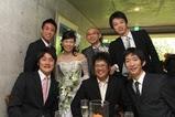 井上結婚式4