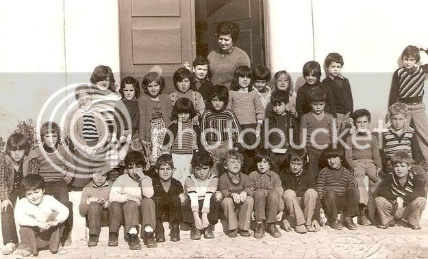 Classe primaria 1977/78