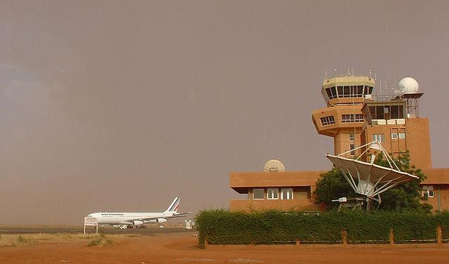Niamey's Diori Hamani International Airport