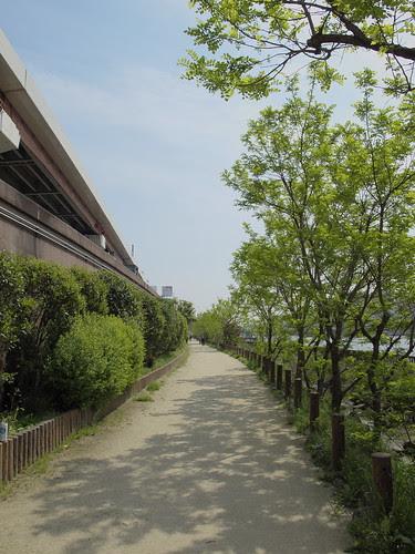 Sumida River Teras