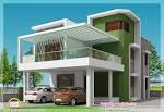 Beautiful modern simple Indian house design - 2168 sq.ft. - Kerala ...