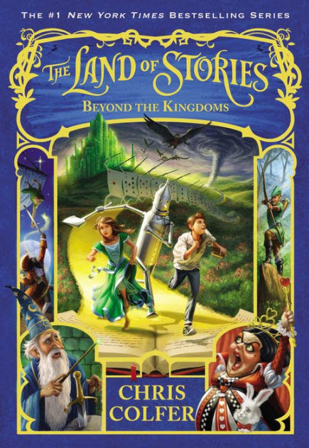 Beyond The Kingdoms The Land Of Stories Series 4 By