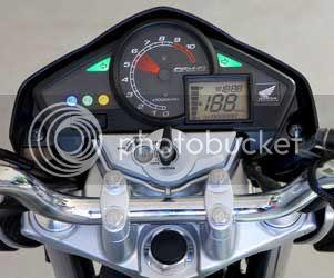 Honda CB 300R painel