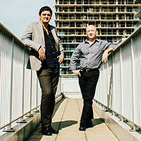Jaime Escallon-Buraglia and Christopher Stewart Sweeney