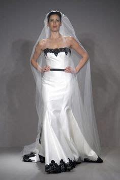 Black and white on Pinterest   Black Wedding Dresses