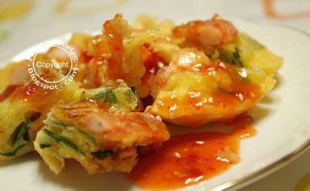 hanas family cucur udang resepi