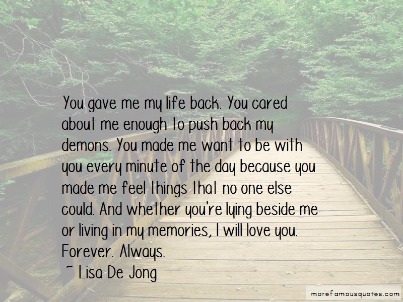 I Love You Forever And A Day Quotes Top 33 Quotes About I Love You