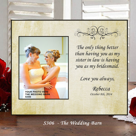 Sisters Wedding Gift Maid Of Honor Gift Matron Of Honor Gift