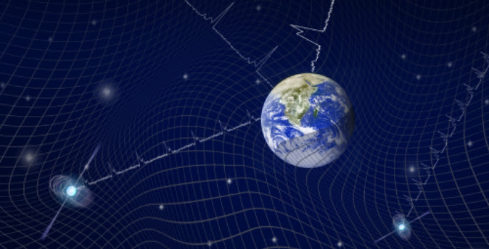 Possible first hints of low-frequency gravitational waves permeating the cosmos