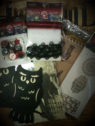Witches Tea Party Goodies!