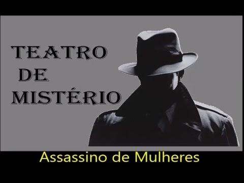 """Teatro de Mistério: """"Assassino de Mulheres"""""""