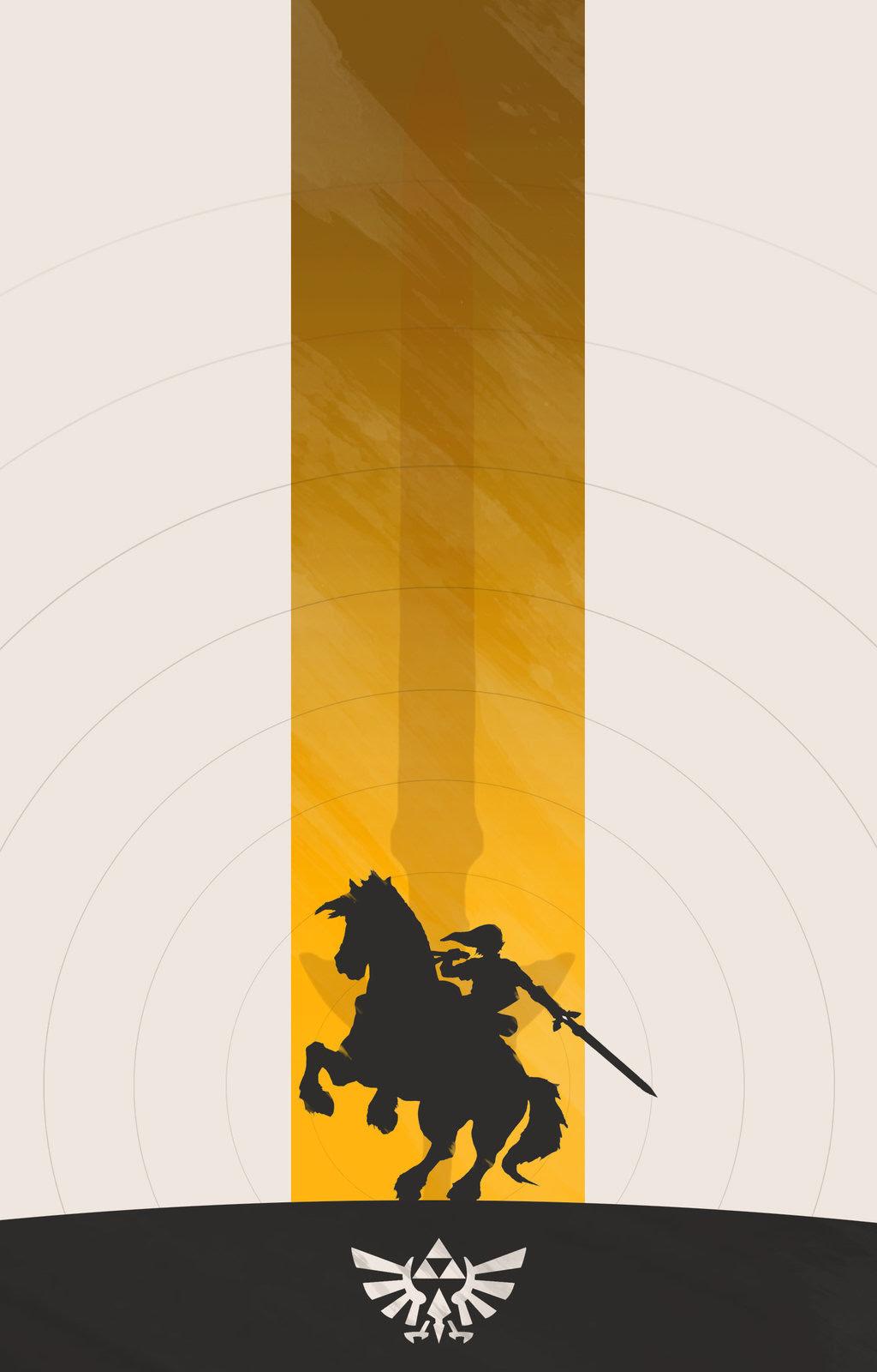 The Legend of Zelda Poster Set by Colin Morella
