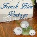 French Bleu Vintage