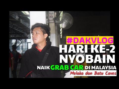 Hari Ke2 di Kuala lumpur Nyobain Naik Grab Car