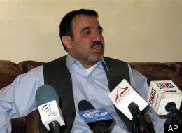 Afghanistan Karzai Brother