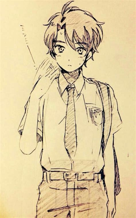 aldnoah  kaizuka inaho anime manga drawing anime