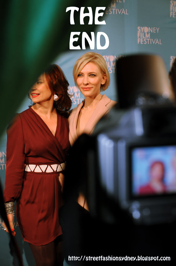 Cate Blanchett and Film Festival Director Clare Stuart M_600_6107