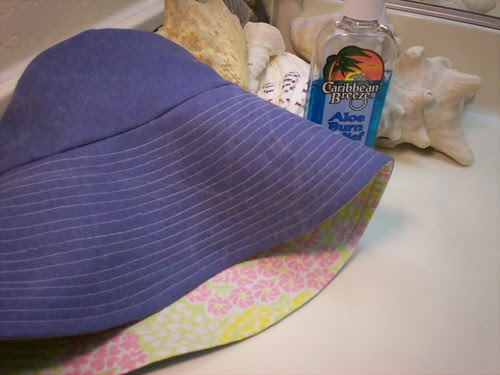 Simple Sewing Hat 3