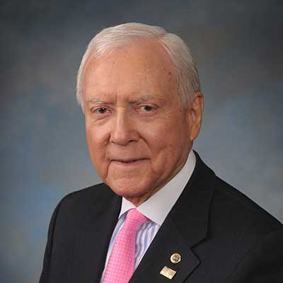 photo of Orrin G. Hatch