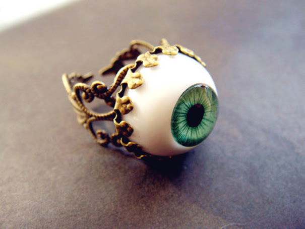Eyeball Ring