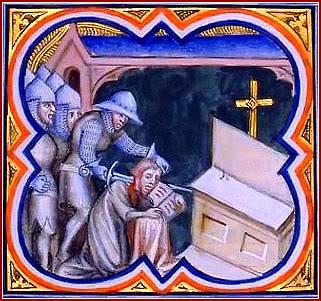BEATO CARLOS LE BON, Conde de Flandes