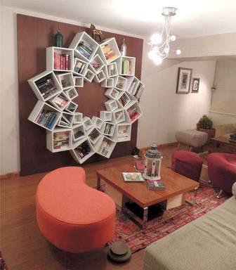 чтобы книги были как цветы...