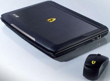 Acer Ferrari 1100 Laptop PC - Review