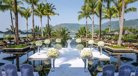 Phuket Wedding Venue   Andara Resort & Villas