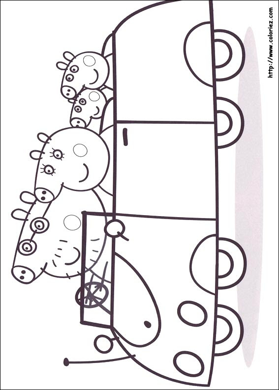 Peppa Pig Coloriage Maison Gallery Of Coloriage Peppa Pig Coloriage