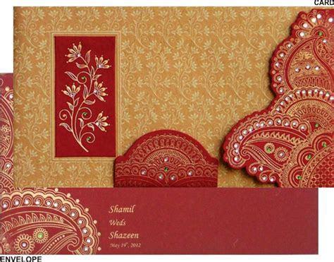 Indian Wedding Invitations Design Templates
