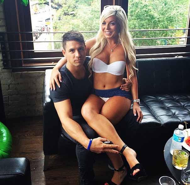 Dak Prescott Girlfriend Images 2016 Covid Outbreak