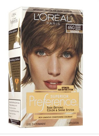 Oreal Preference Hair Color Printable Coupon Blonde Hair