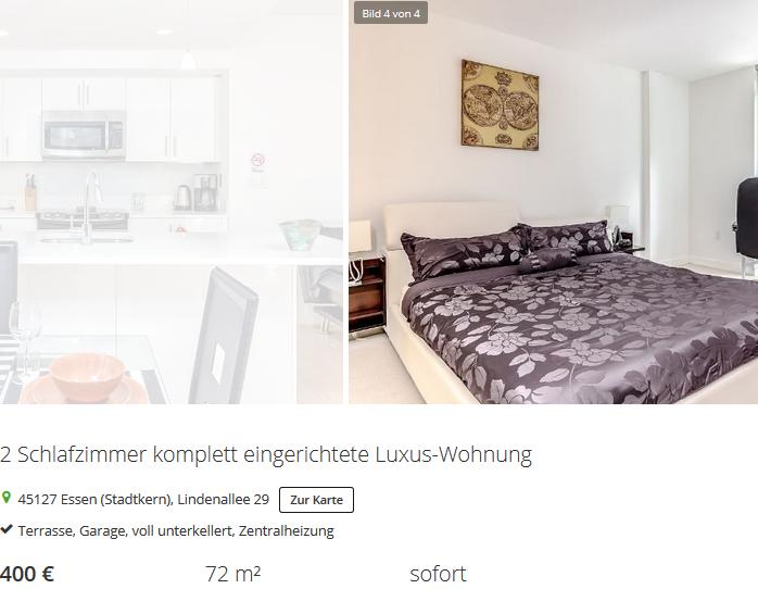 2 schlafzimmer komplett eingerichtete luxus. Black Bedroom Furniture Sets. Home Design Ideas