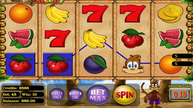 Игровой автомат Обезьянки (Crazy Monkey) играть онлайн без регистрации - играть на деньги или бесплатно в автомат Обезьянки на с мгновенными выигрышами.