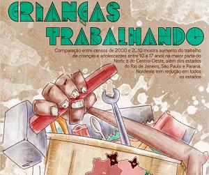 Clique aqui para ver infográfico sobre trabalho infantil no Brasil hoje