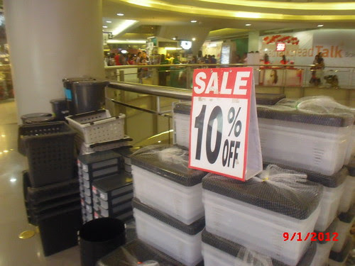 SM City Manila 3 Day Sale KNT 29