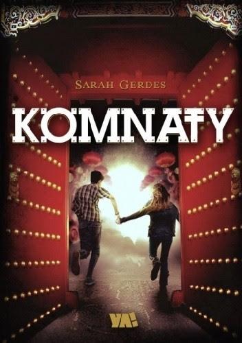 Okładka książki Komnaty