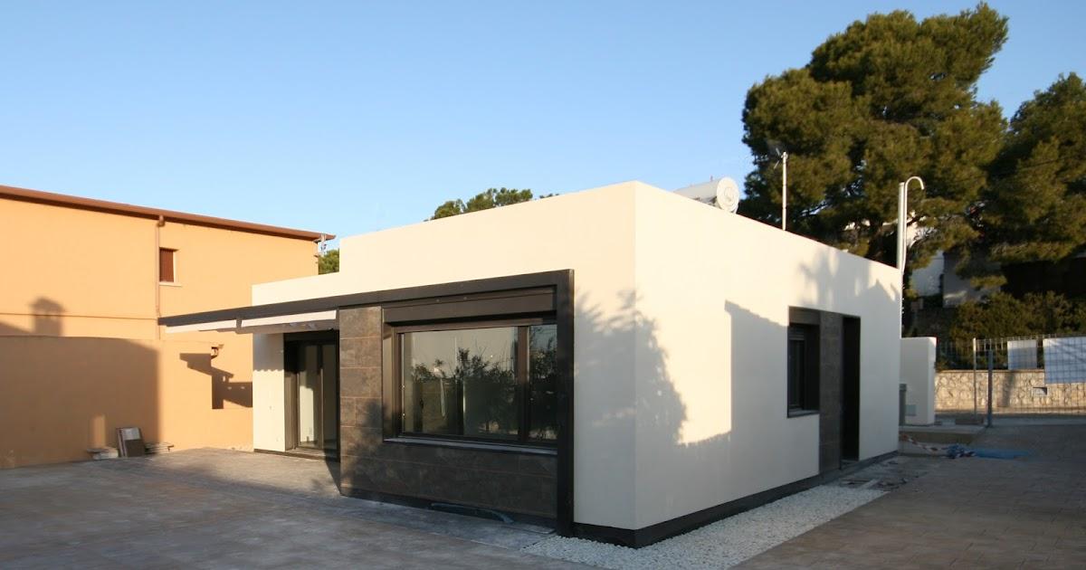 Casas de madera prefabricadas modulos casas prefabricadas - Casas de modulos ...
