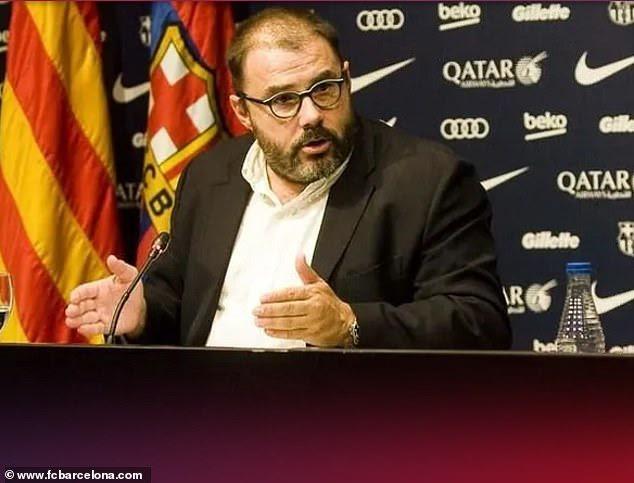 Barcelona CEO and former Barcelona president arrested on corruption charges after Camp Nou raid