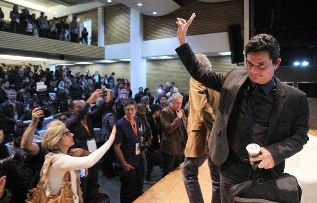 O juiz federal Sérgio Moro (Foto: Divulgação)