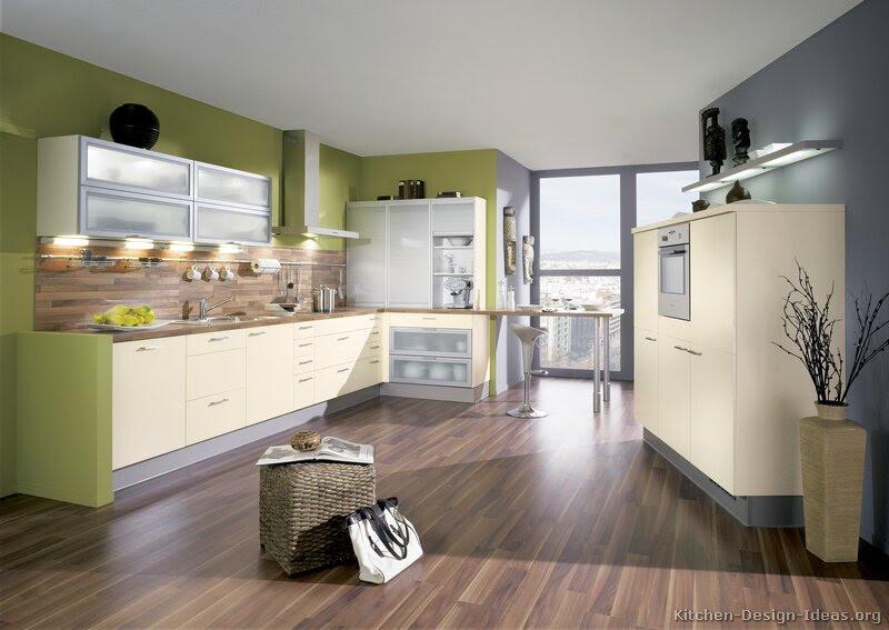 Impressive White Kitchen Cabinets with Wood Floors 800 x 567 · 72 kB · jpeg
