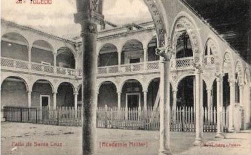 Museo de Santa Cruz. Foto Linares